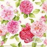 Салфетка за декупаж Beautiful Rose