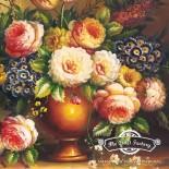 Салфетка за декупаж Classic Bouquet