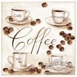 Салфетка за декупаж Coffee Time