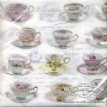 Салфетка за декупаж Tea Flavour