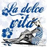 Салфетка за декупаж La Dolce Vita