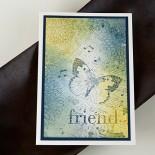Картичка Приятел