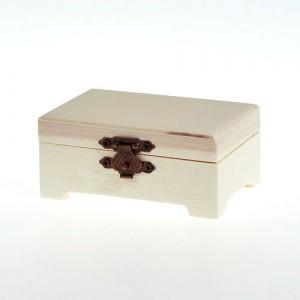 Дървена кутийка Ковчеже