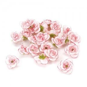 Розички за декорация Розови - 24 бр.