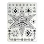 Шаблон Pergamano Multi Grid 21 Звезди