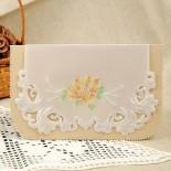 Пергамано картичка с цвете