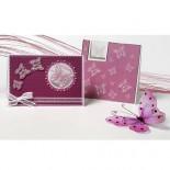 Пергамано картички с пеперуди