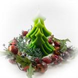 Коледна свещ Елхичка