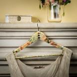 Закачалка за дрехи - декупаж