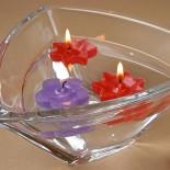 Плаващи свещи - Цветя