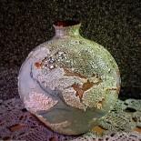 Състарена ваза