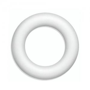 Основа за венец 25 см с плосък гръб